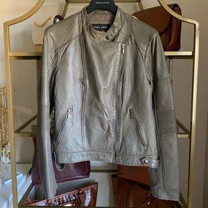 Leather Jacket NWOT
